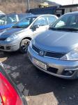 Nissan Tida náhradní díly