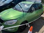 Škoda Fabia rok 2011 1.2 Htp