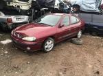 Renault Megane rok 2001 1.6i