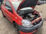 Toyota Yaris 2001 náhradní díly