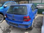VW Golf IV rok 2001 náhradní díly
