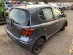 Toyota Yaris náhradní díly
