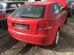 Audi A3 rok 2005 1.6 Mpi náhradní díly
