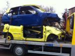 Likvidace autovraků